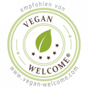 Logo vegan welcome hotel sellhorn