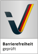 Logo Hotel Barrierfreiheit gepüft Ringhotel Sellhorn in Hanstedt